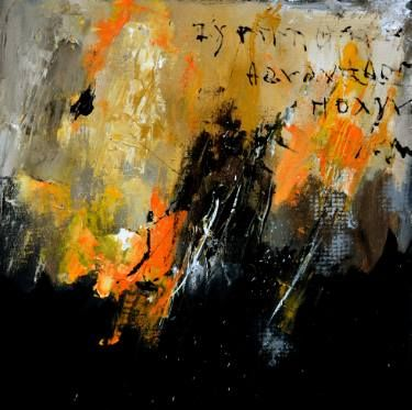 "Saatchi Art Artist Pol Ledent; Painting, ""abstract 66513052"" #art"