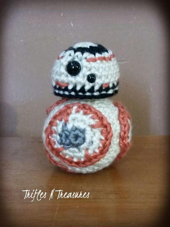Star Wars Inspired Amigurumi Amigurumi Crochet And Crocheted Toys