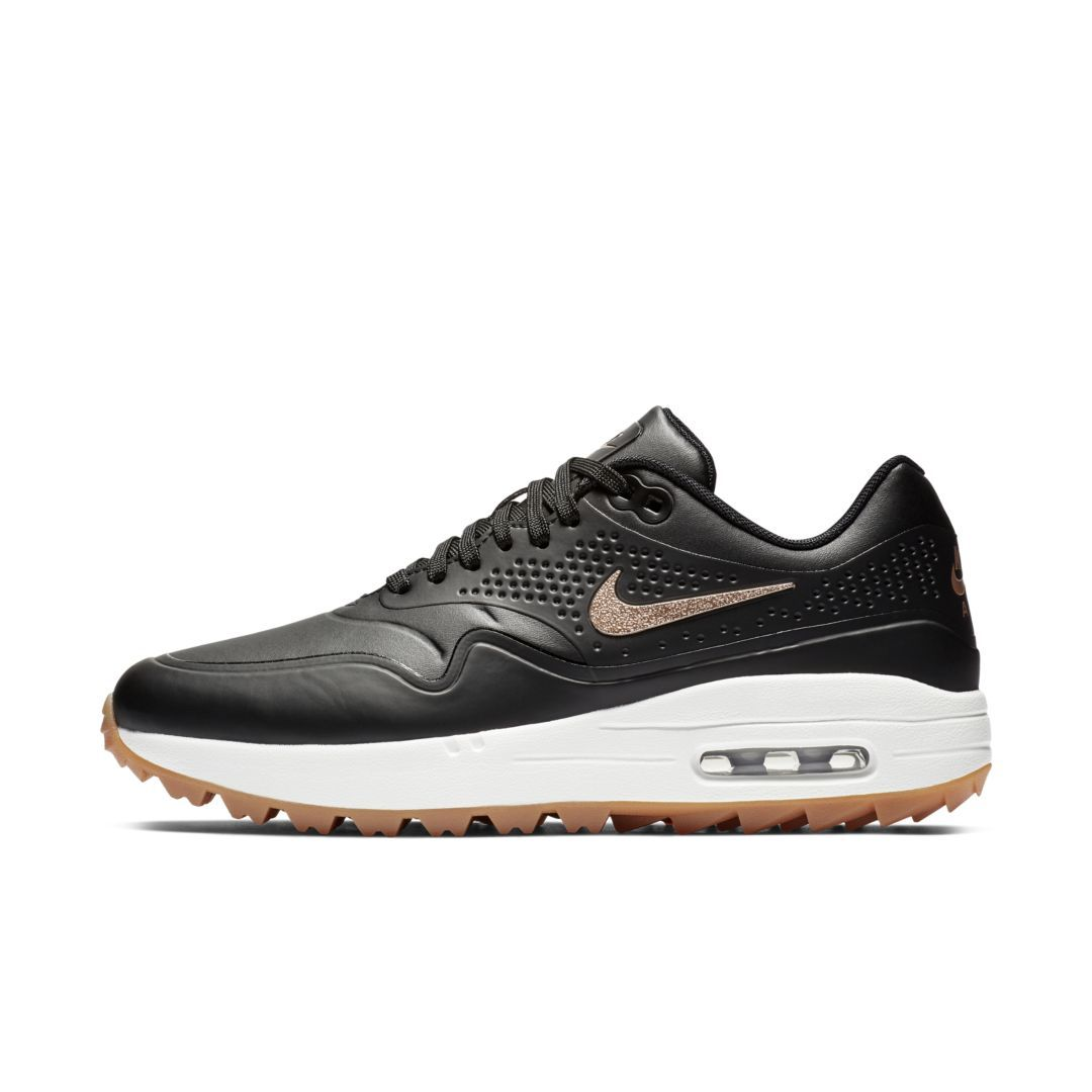 56d735715ce2 Nike Air Max 1 G Women s Golf Shoe Size 12 (Black) in 2019 ...