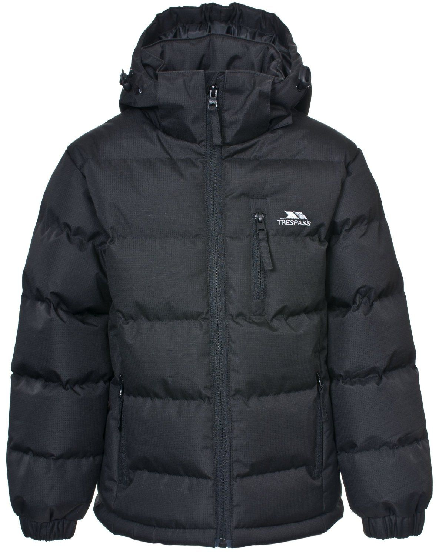 1a1cef431ec Trespass Boy's Tuff Jacket: Amazon.co.uk: Sports & Outdoors ...
