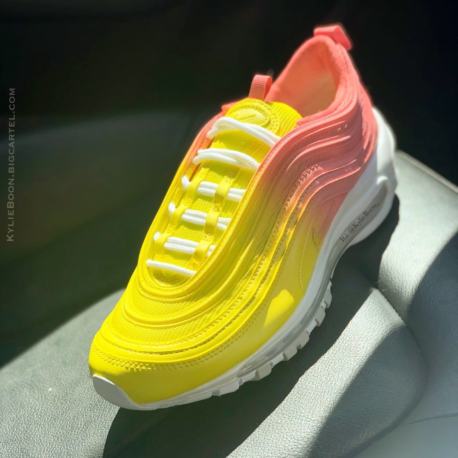 Image of Nike Air Max 97 x KylieBoon