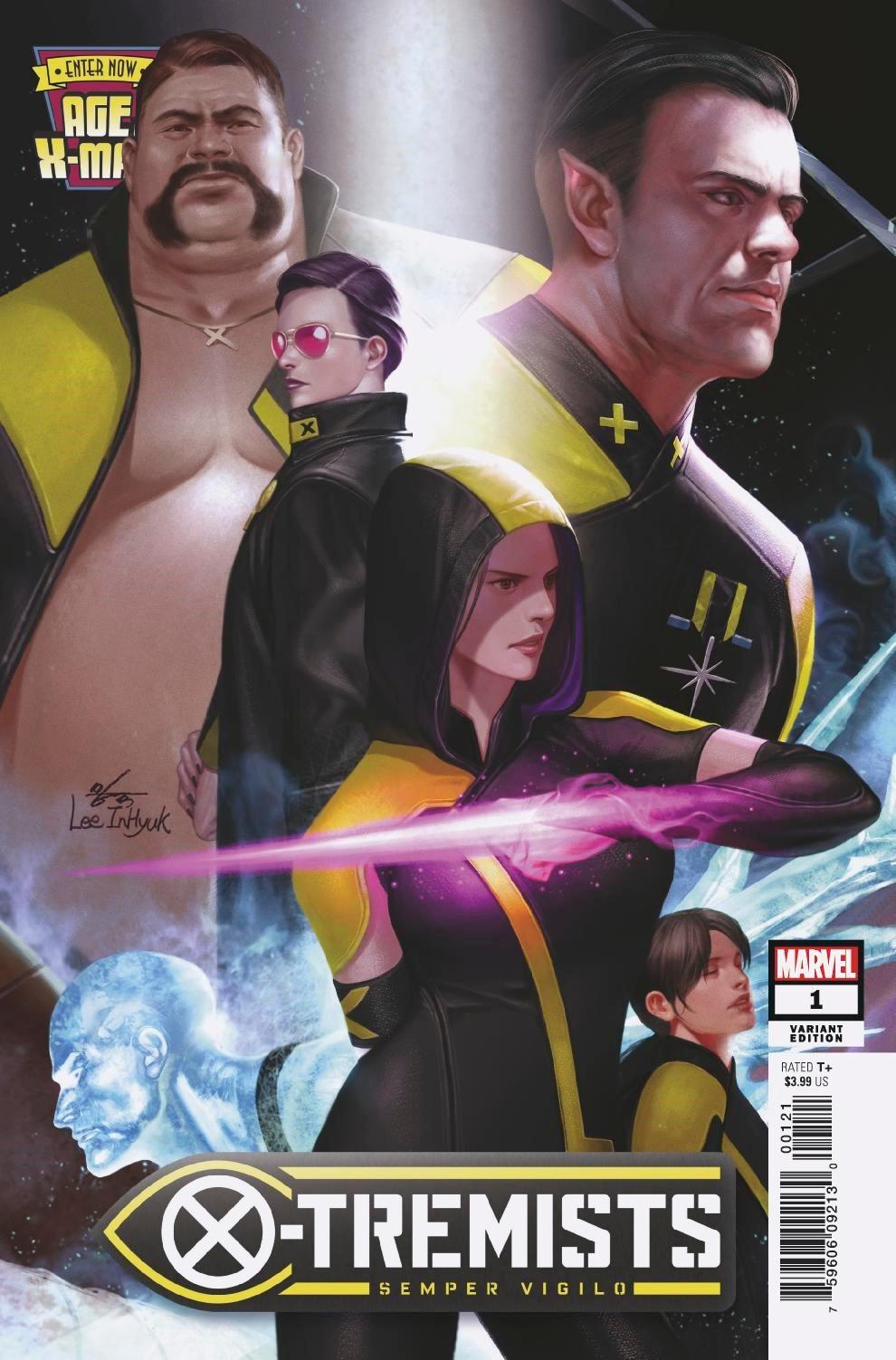 Age Of X Man X Tremists 1 X Men Marvel Comics Marvelcomics Psylocke Iceman Jubilee Mutants Ageofxman X Man Marvel X Men