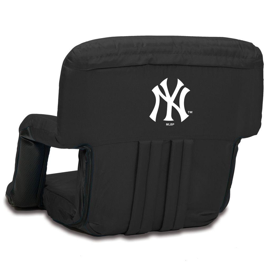 The New York Yankees Ventura Stadium Seat By Picnic Time