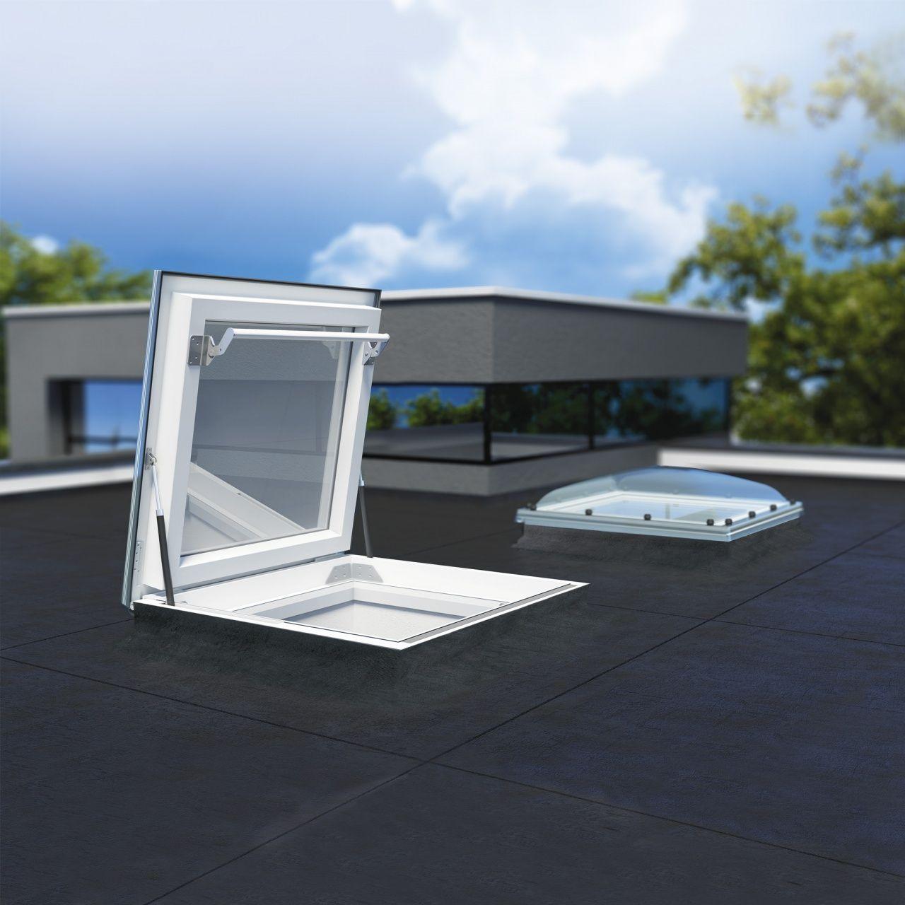 Best Flat Access Roof Lights Drc Drf Roof Light Roof Window 400 x 300
