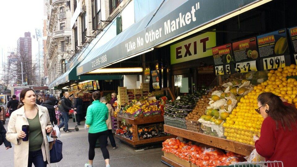 Fairway market upper west side new york ny