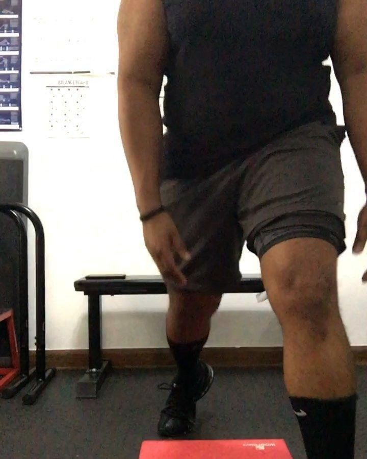 all my fit fam doing my guy @ranell_mke challenge, who don't like squats like myse... For all my