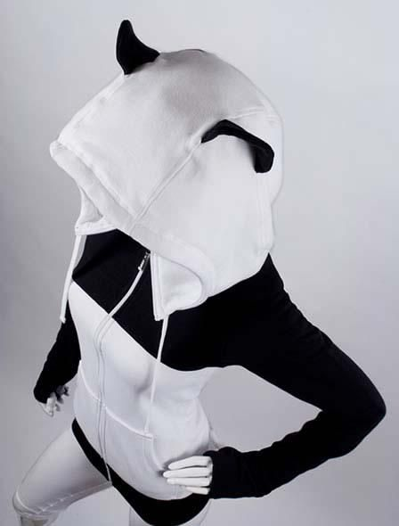 I found 'Panda Hoodie' on Wish, check it out!