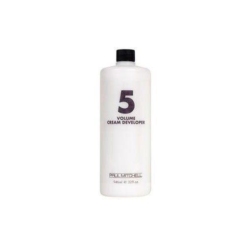 Paul Mitchell Volume Cream Developer 5 32.0 oz (1 Liter ...