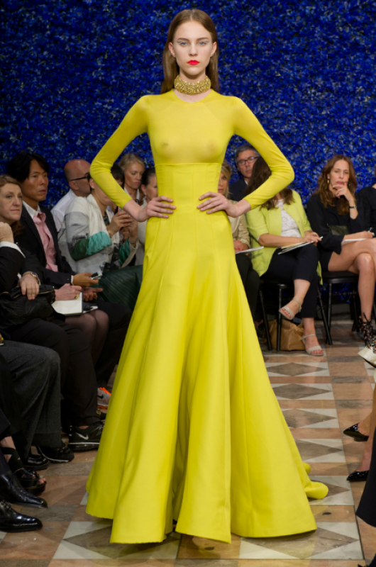 OMG. Christian Dior Couture 2012