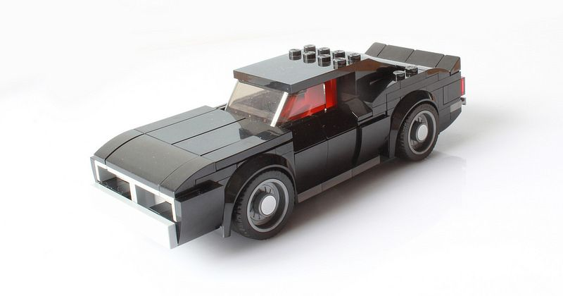 Dodge Charger With Instructions Legos Pinterest Dodge