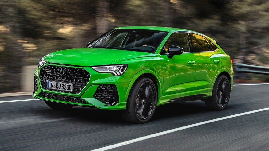 The 2020 Audi Rs Q3 Sportback Is Stylish And Not Coming To The U S Audi Rs Audi Audi Tt Rs
