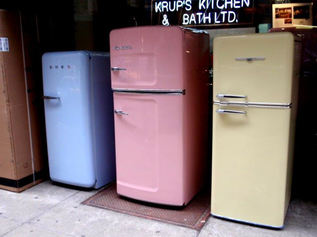 New Vintage Kitchen Appliances | Hudson Goods Blog: Vintage ...