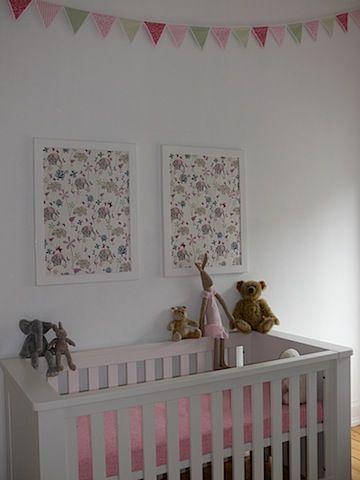 Room Tour Orla S White Nursery