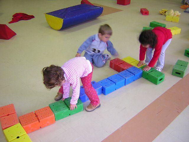 Juegos motores para niños de cinco años\' | Actividades peques ...