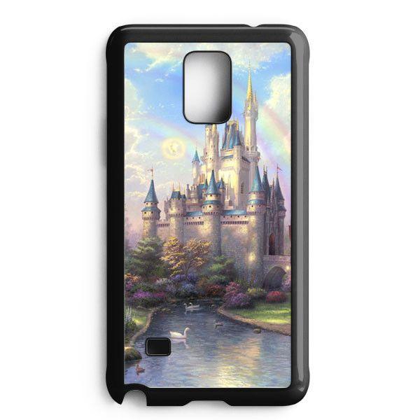 Disney Castle Samsung Galaxy Note Edge Case
