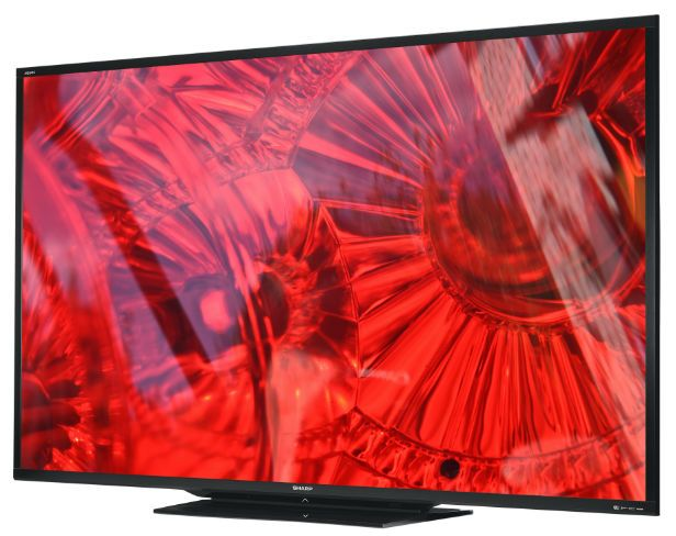 Sharp Introduces World's Largest LED TV: The 90-Inch AQUOS [VIDEO]