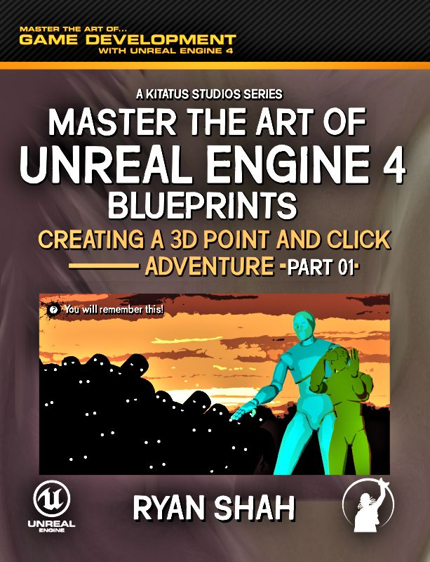 Book blueprints master the art of unreal engine 4 book blueprints master the art of unreal engine 4 blueprints malvernweather Images