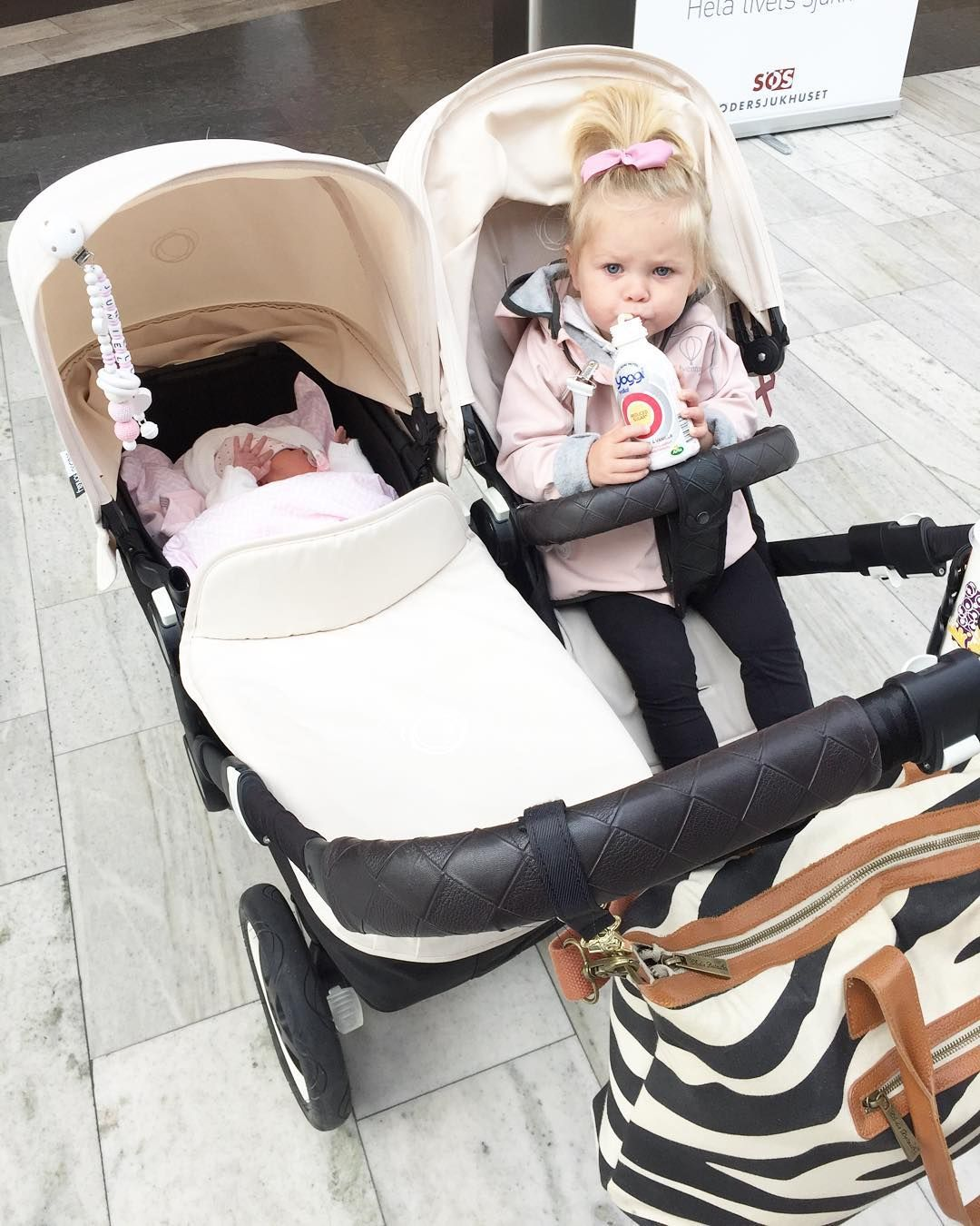 For life on the move. Strollers that get parents out