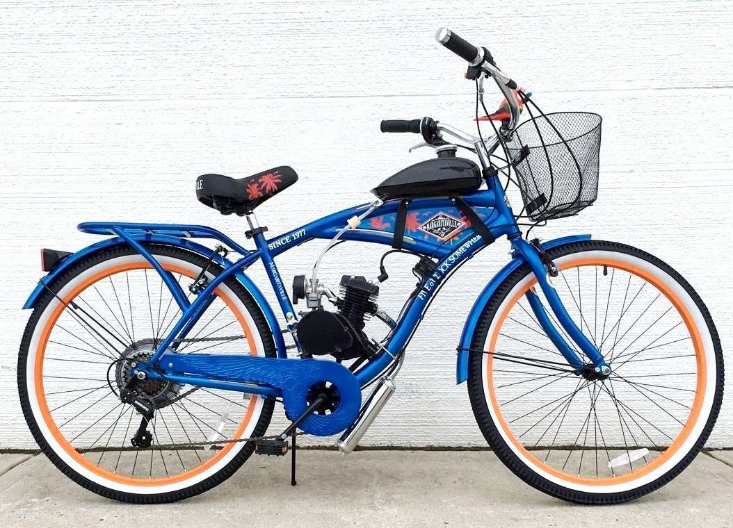 Margaritaville Motorized Bike Kit Bike Kit Motorised Bike