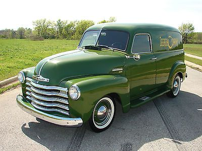 1950 Chevrolet Other Panel Delivery Chevrolet Gm Trucks Cars