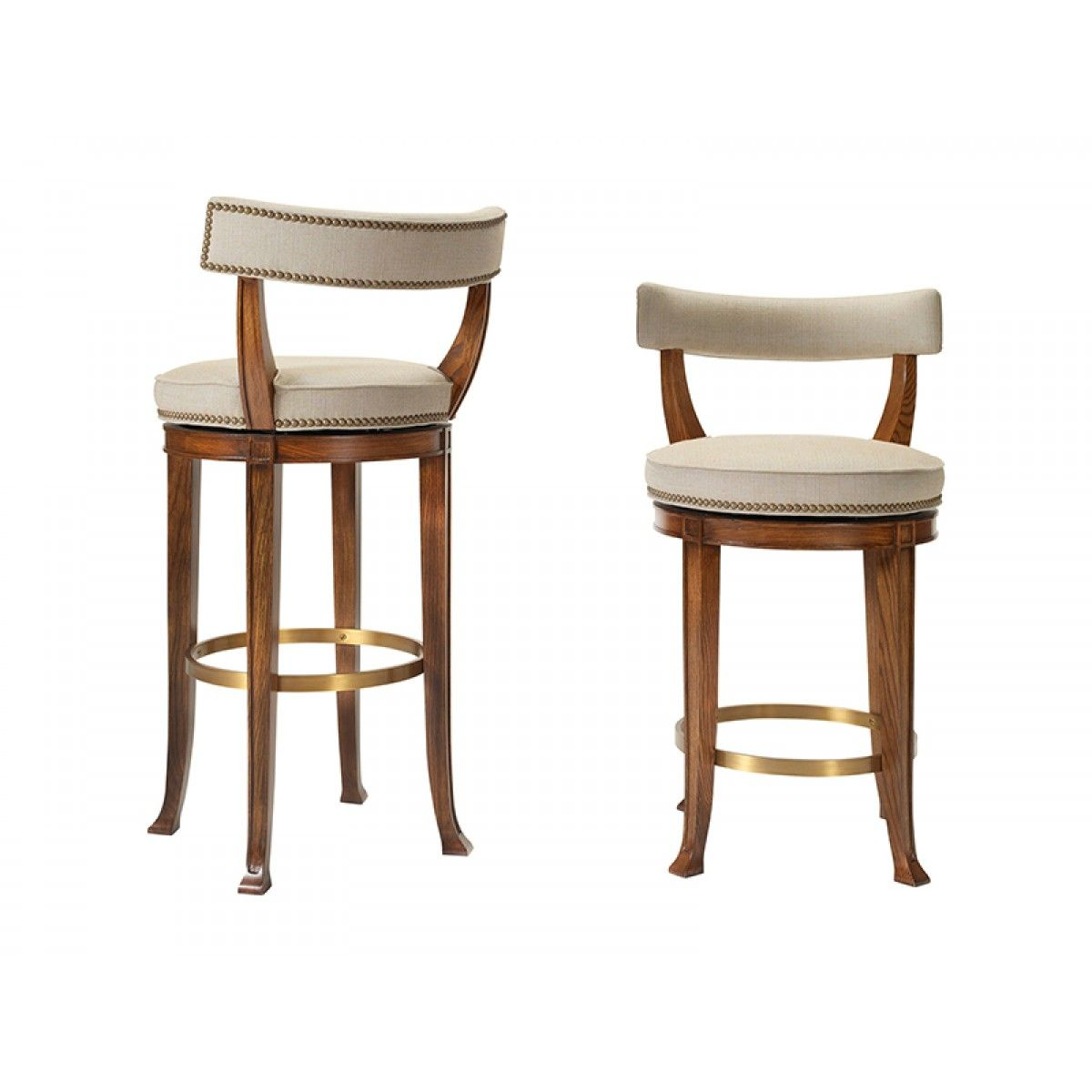 Surprising Hickory Chair 1911 Collection Newbury Swivel Curved Back Bar Alphanode Cool Chair Designs And Ideas Alphanodeonline