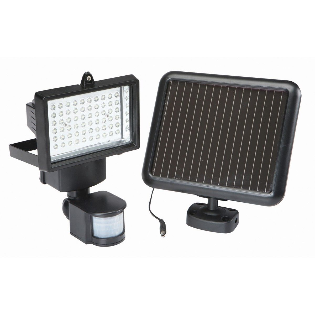 Flood Light Security Camera Fair 60 Led Solar Security Light  Solar Security Light Solar And Lights Inspiration