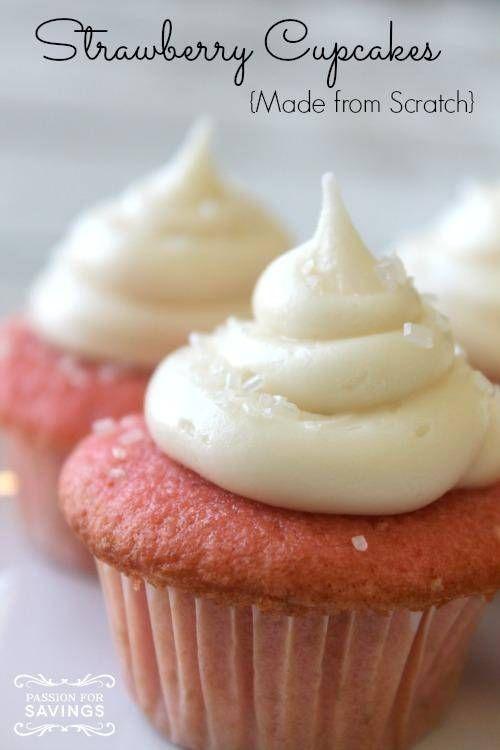 Strawberry Cake Recipe from Scratch -   7 home made cake Recipes ideas