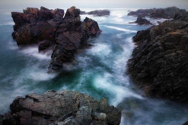 Stormy Seas ~ Bonavista, Newfoundland