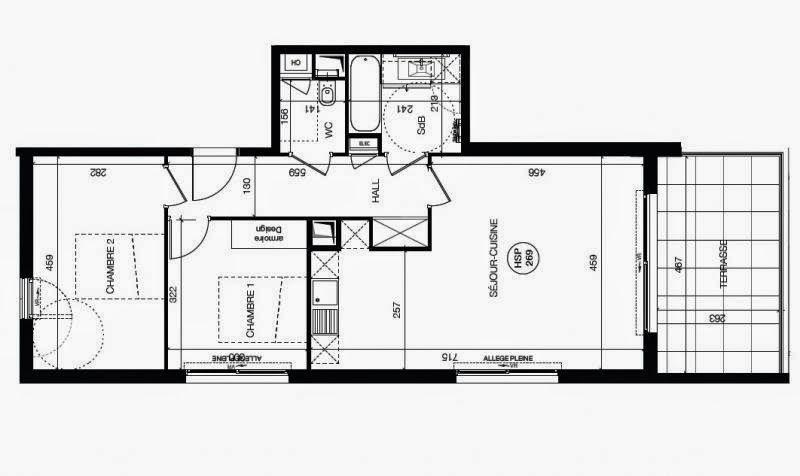les diff rents types des plans architecture plan. Black Bedroom Furniture Sets. Home Design Ideas