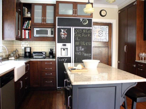 Attrayant Chalkboard Paint Ideas For The Kitchen U003eu003e Http://www.diynetwork.
