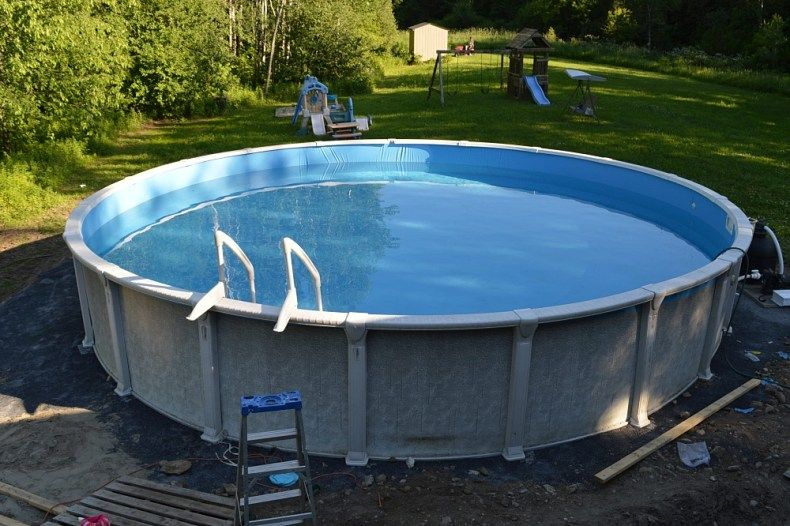Top tips to install an above ground pool   DIY Projects ...