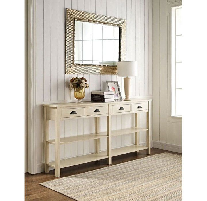 benjamin console table taupe  console table narrow
