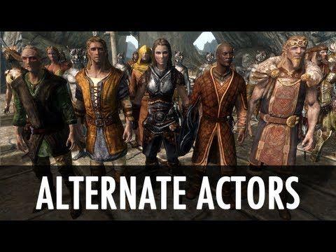 Skyrim Mod Spotlight: Alternate Actors | Skyrim Mods