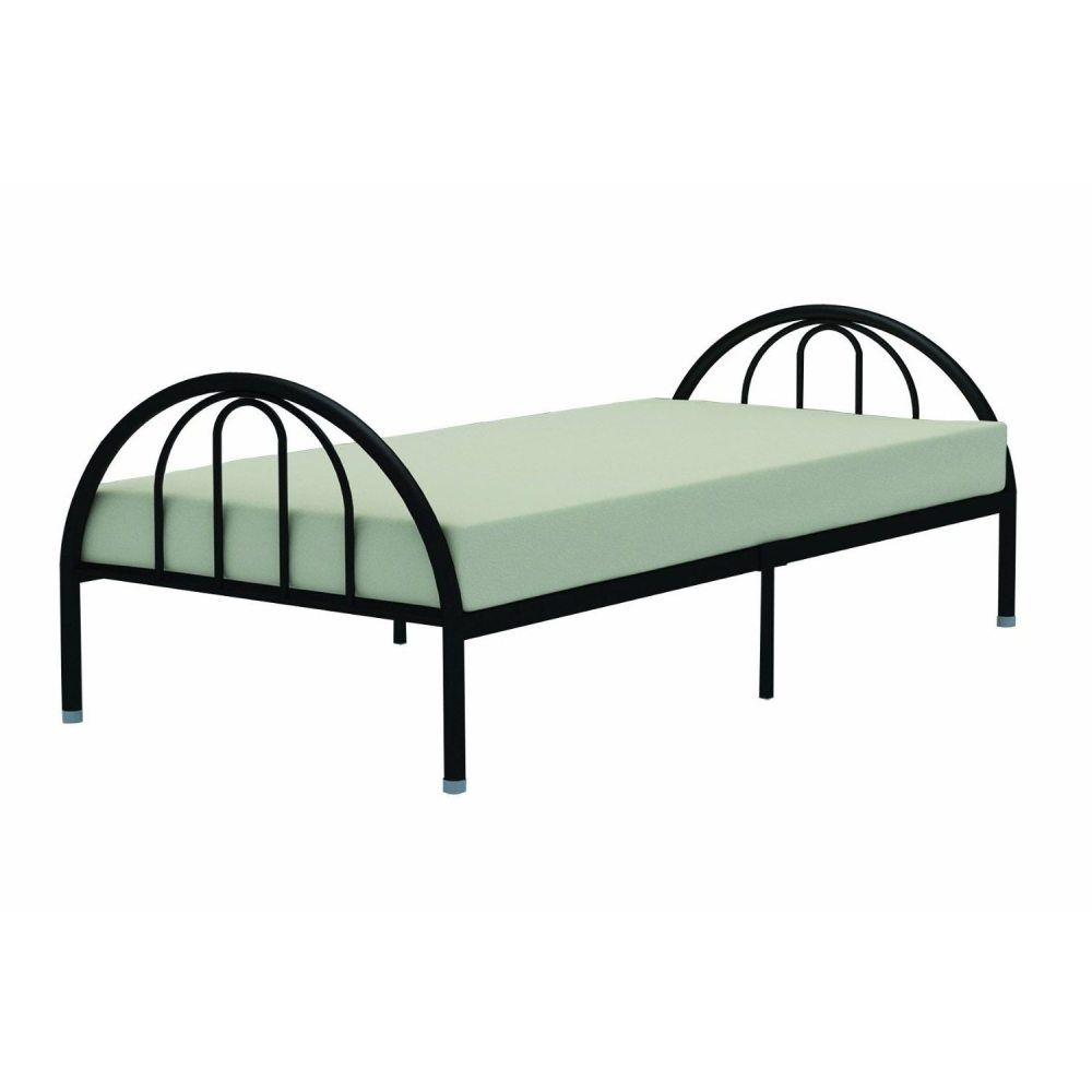 Twin Metal Bed Frame Sears   Bed Frames Ideas   Pinterest   Metal ...