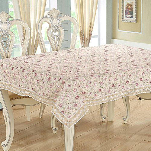 Pastoral Home Cloth Table Cloth,Round Table Coffee Table Tablecloth Coffee  Table Pad Cloth C