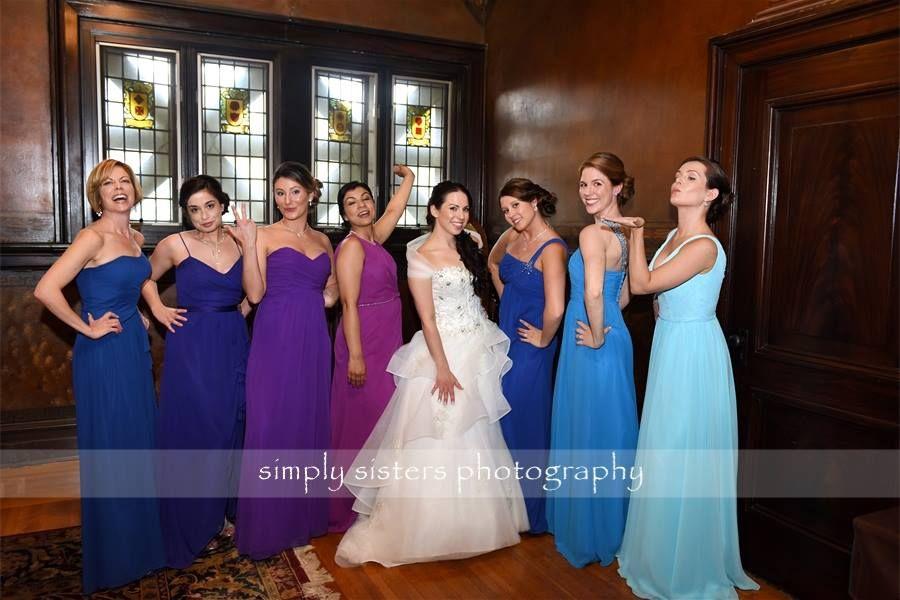 Jenna Jesse Solrs Sailors Museum Historic Wedding Grand Ballroom Pittsburgh