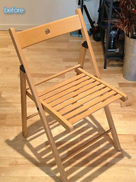 Looking For The Perfect Chair Makeover Chair Makeover Folding
