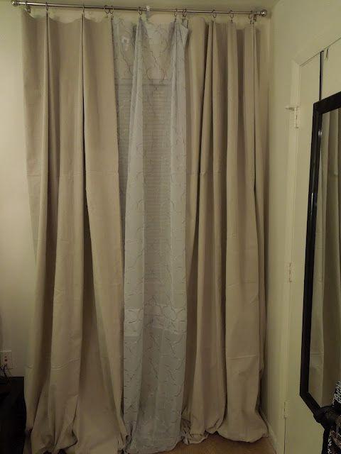 Darling Daly Design Drop Cloth Curtains Curtains Curtain Decor