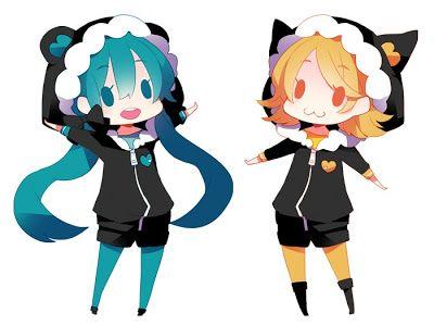 Vocaloid Music: Miku Hatsune, Rin Kagamine -