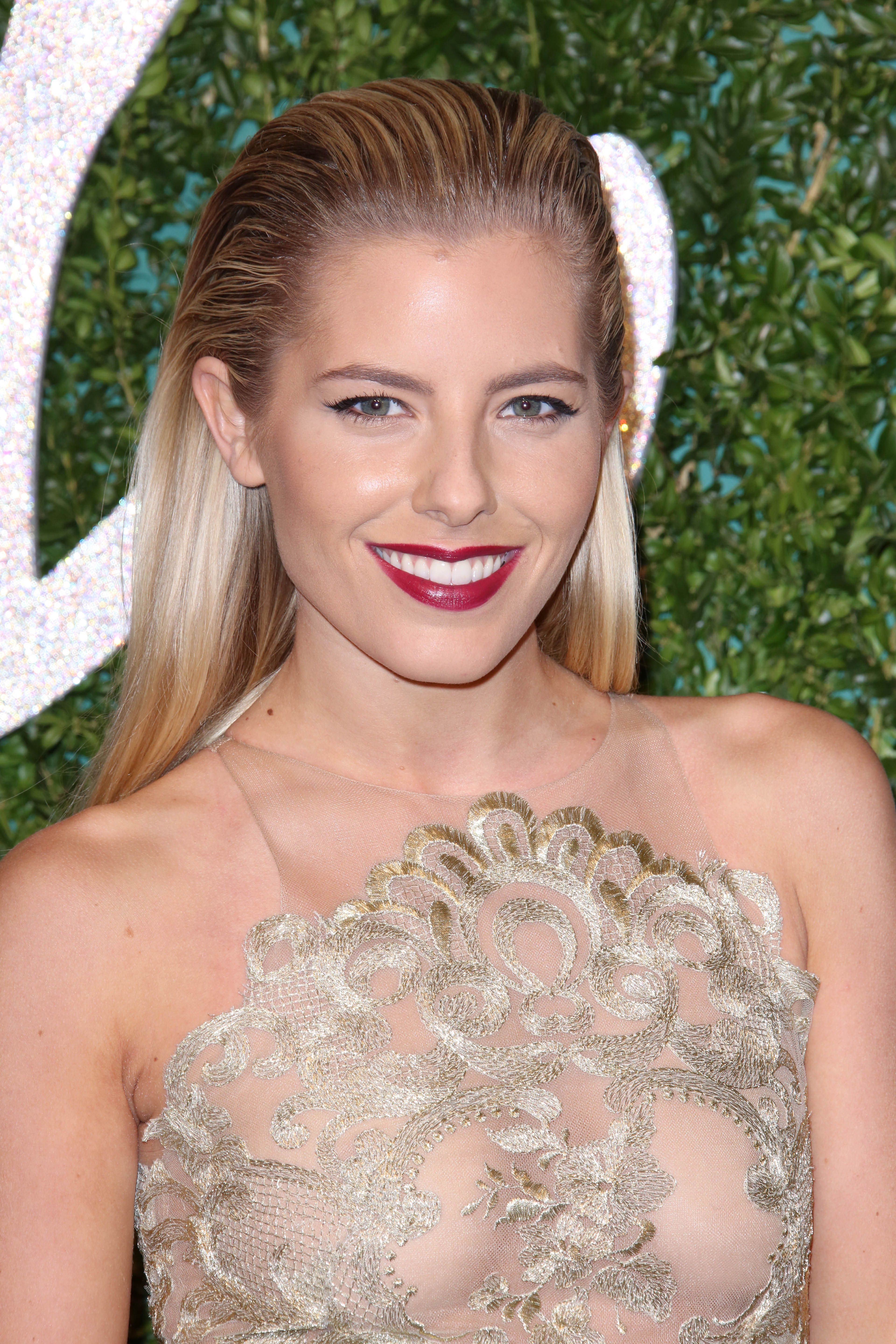 Mollie King's Date Night Outfit Is Pencil Perfection