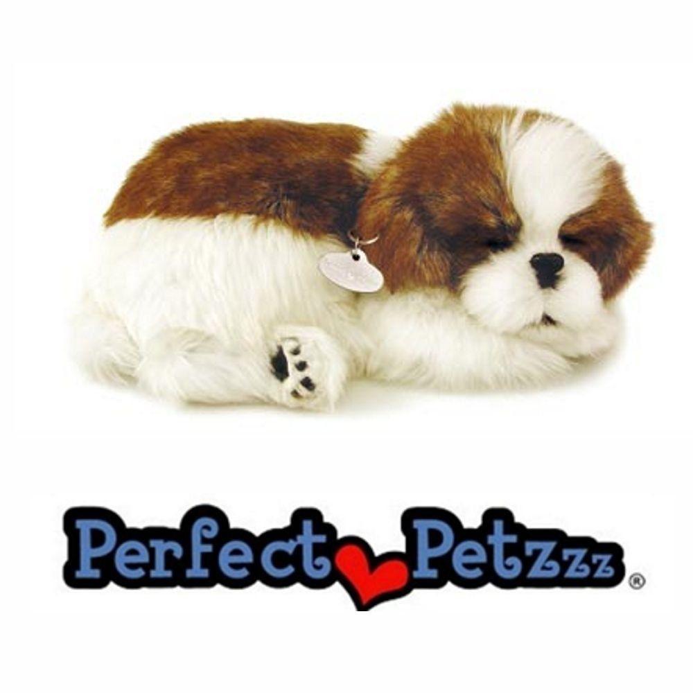 Perfect petzzz xp9119 huggable shih tzu puppy