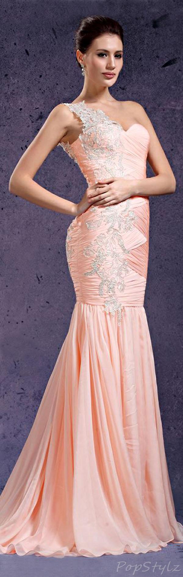 eDressit Pink Evening Gown jaglady | VESTIDOS TONOS CLAROS ...