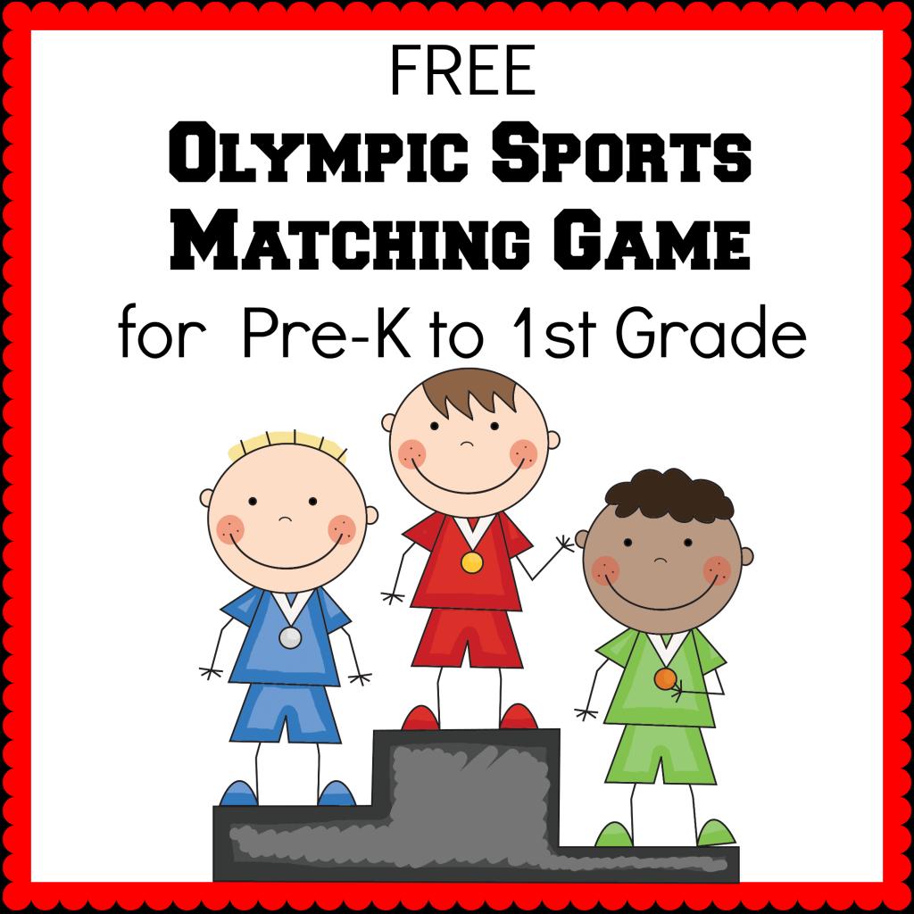 Sports Worksheets For Preschoolers