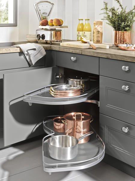 NOLTE Windsor Lack Quarzgrau #kitchen #kitchendesign #kitchenideas - www nolte küchen de