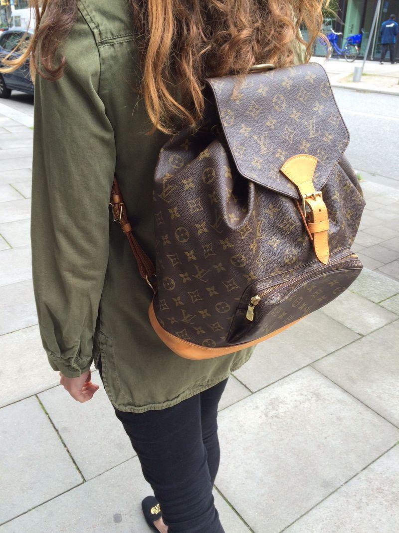 2e0eba3adecf Fashion Revival - Der Rucksack ist endlich wieder da!  3 Louis Vuitton  Montsouris