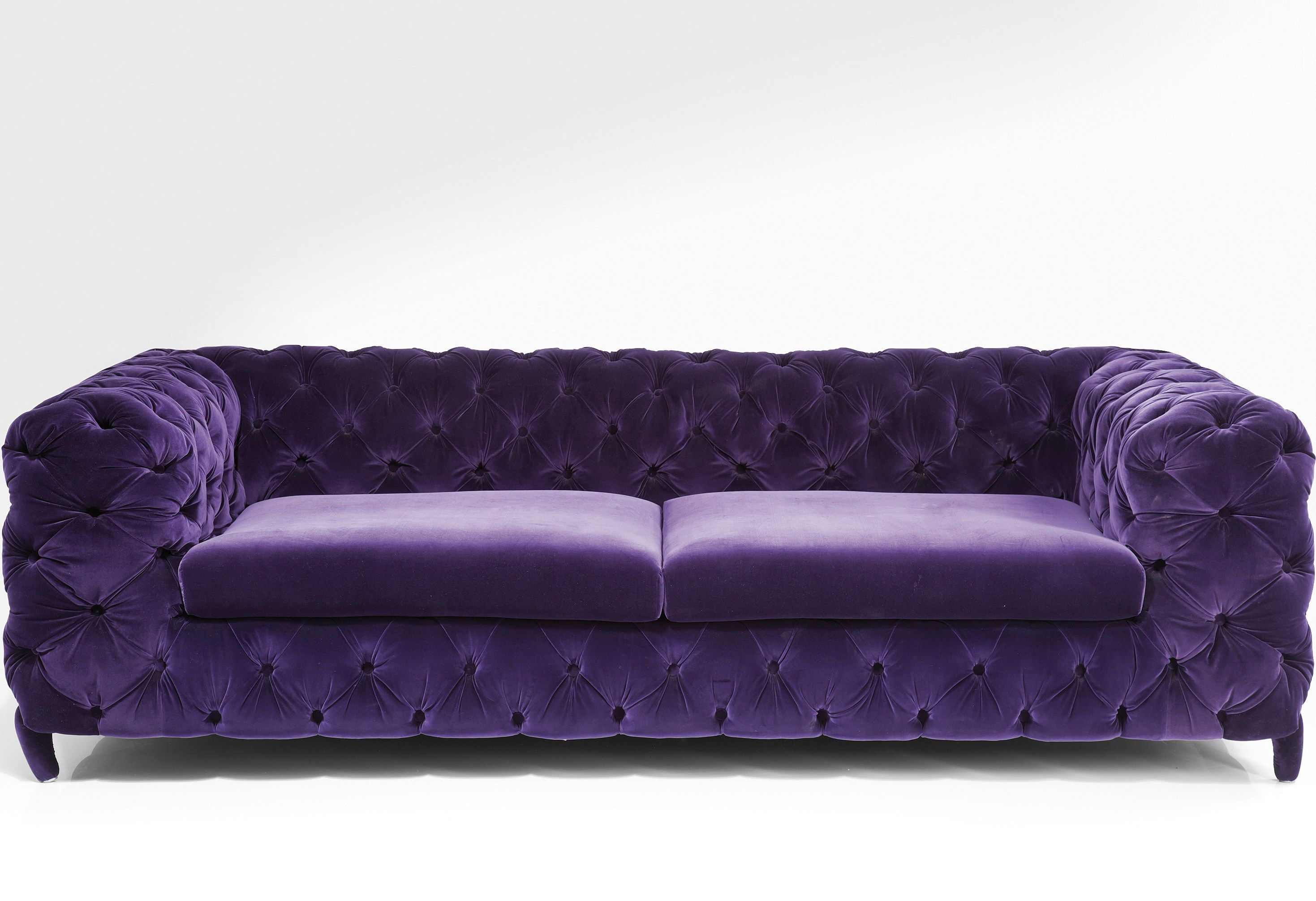 Weve selected 20 beautiful velvet sofas, in a variety of