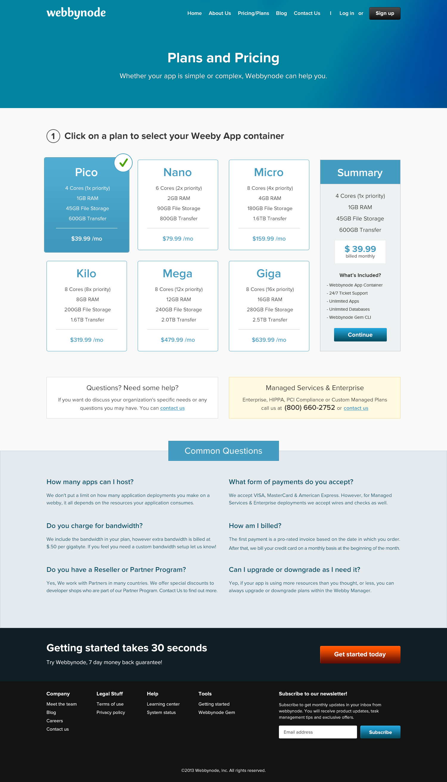 Pricing | UI/UX | Web design, Price page, Pricing table