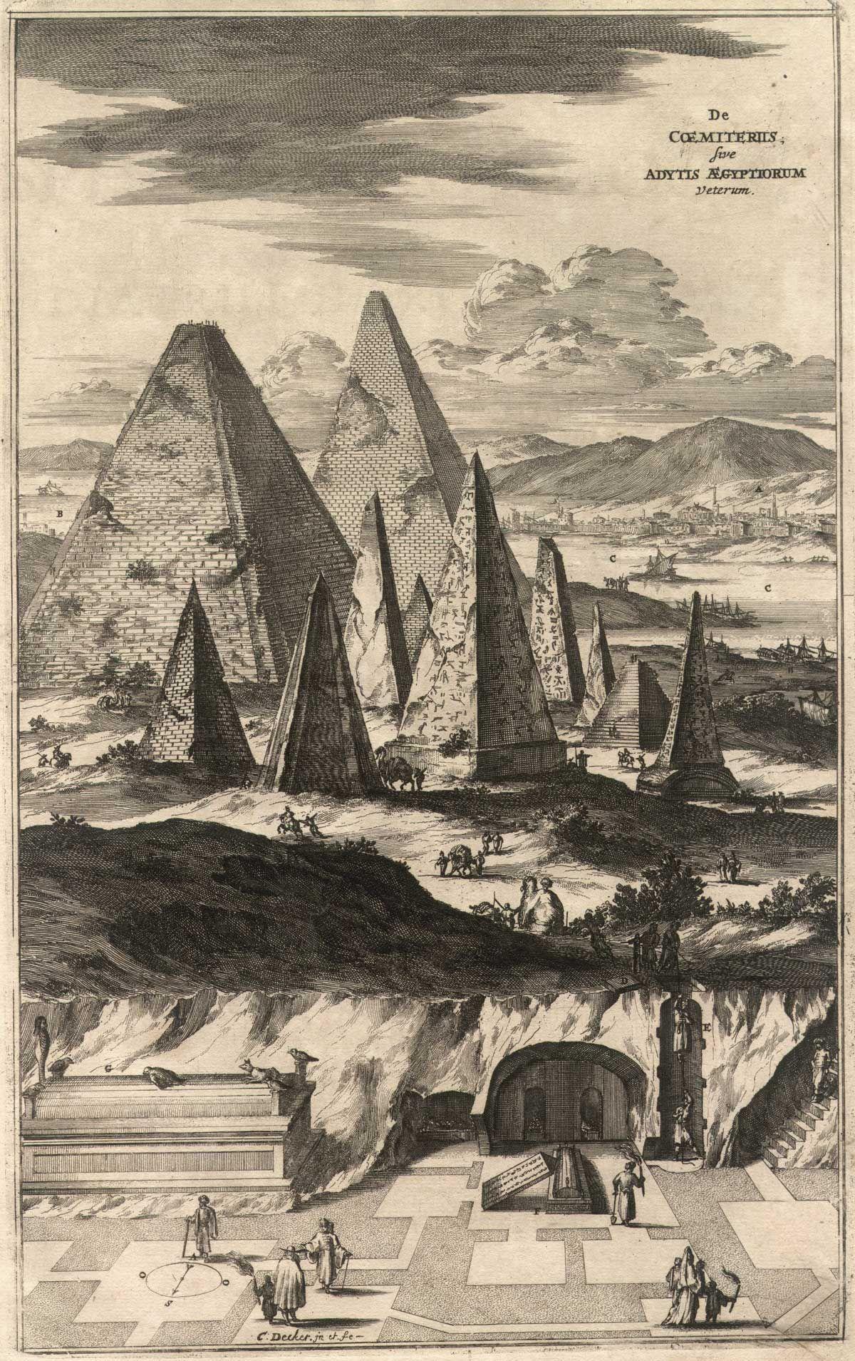 The pyramids of Nubia