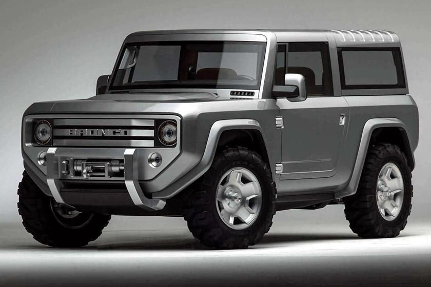 Secret Ford Bronco Doors Revealed In New Patent A New Patent