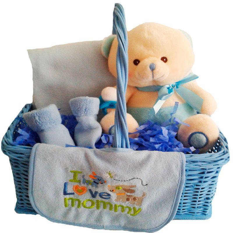 Canasta Para Bebe Recien Nacido.Pinterest